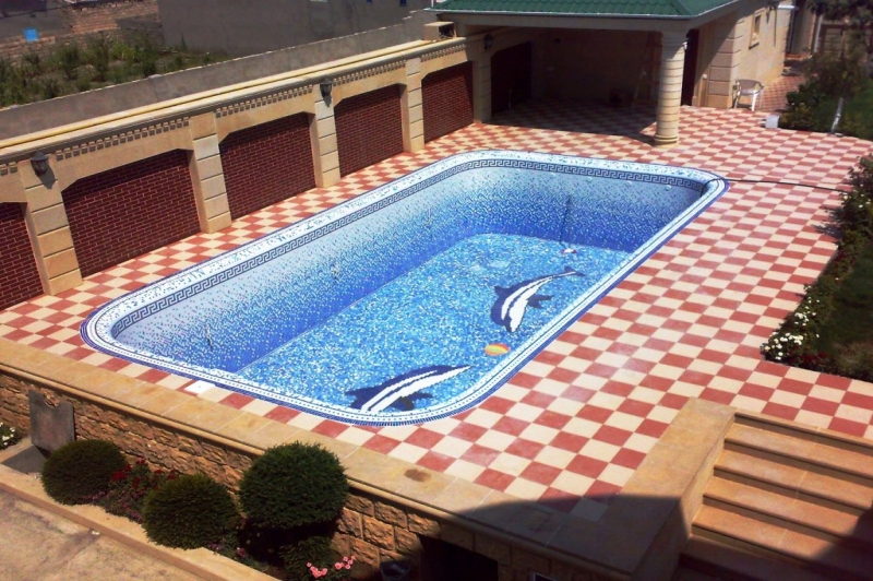 Bosson construction for Pool design in kerala